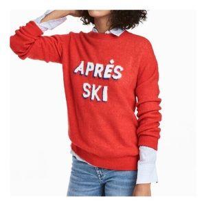 Apres Ski Knit Sweater by H&M